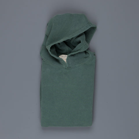 Remi Relief SP Finish Fleece Sweater Hooded green