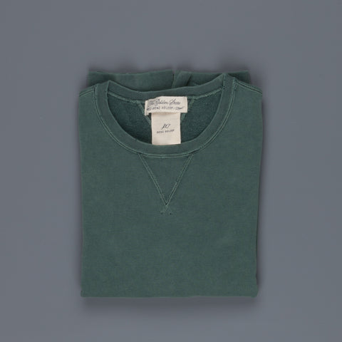 Remi Relief Special Finish Fleece Sweater green