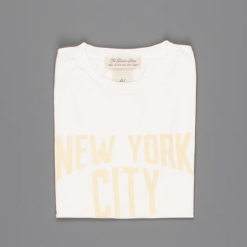 Remi Relief Long Wash Finish T-Shirt NYC Off White
