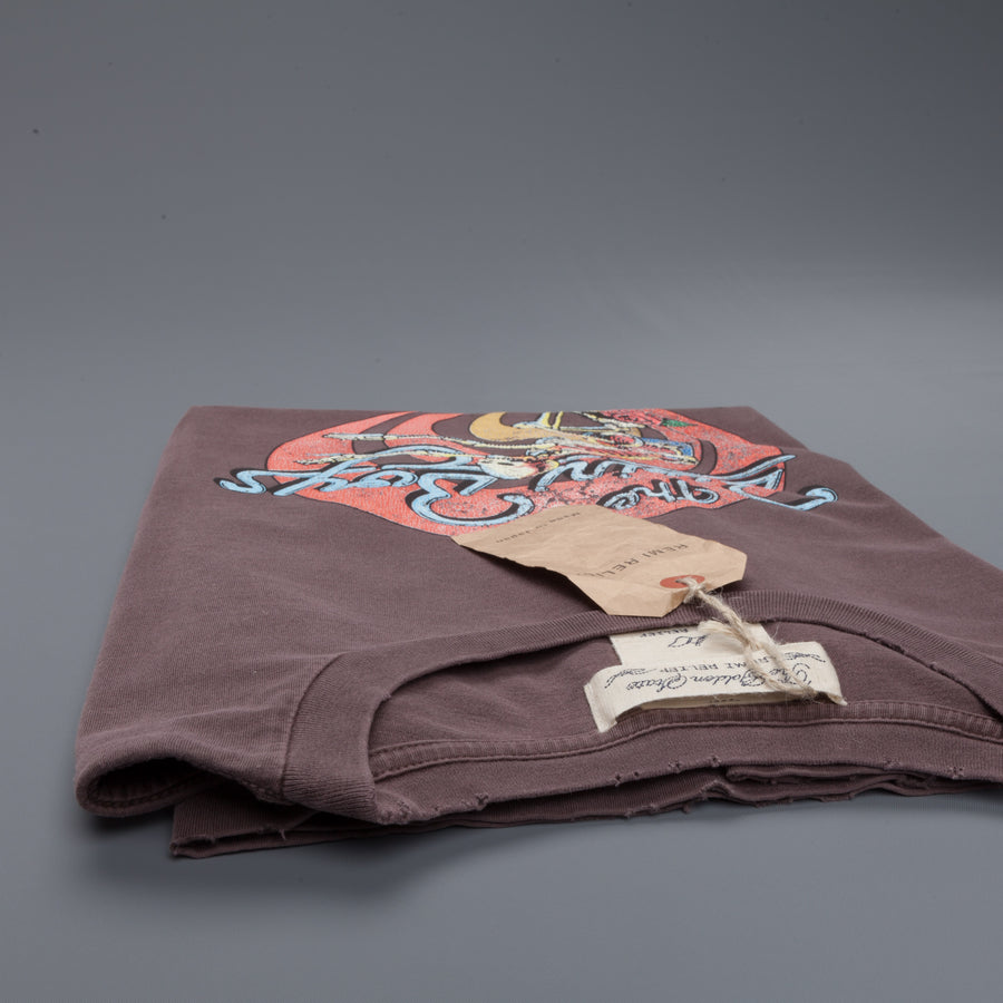 Remi Relief Special Finish T-shirt The Bikini Boys brown
