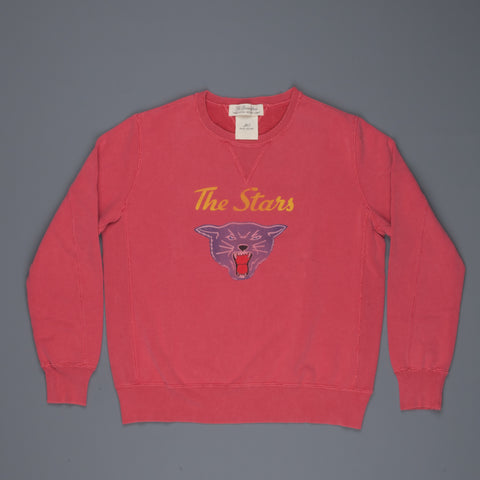 Remi Relief Special Finish Fleece Sweater The Stars red