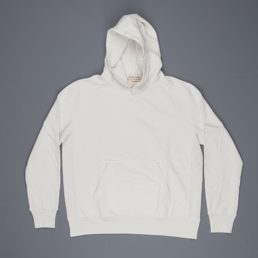 Remi Relief SP Finish Fleece Sweater Hooded off white