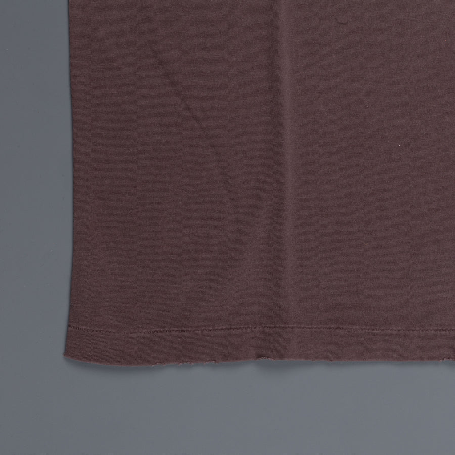 Remi Relief SP Finish T-shirt Surf brown