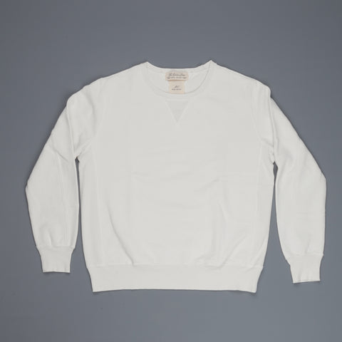 Remi Relief SP Finish Fleece Sweater off white