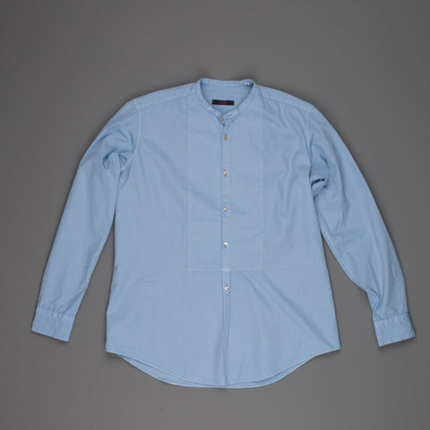 The Gigi Shedir Shirt Blue