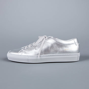 Common Projects Woman by Common Projects Achilles low silver
