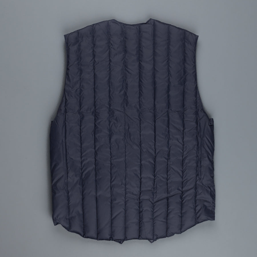 Rocky Mountain Featherbed Six month vest V-neck Navy