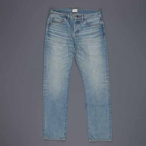 Simon Miller M002 Brawley Slim jeans light indigo