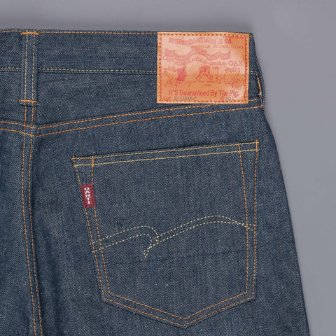 Studio d'Artisan D1538XX denim Pants Rigid