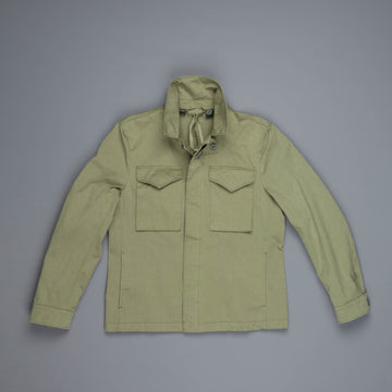 Ten C Field Shirt Light Olive