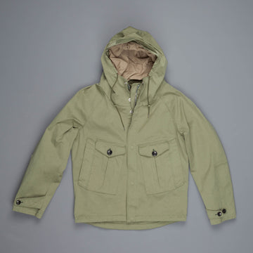 Ten C Tempest Anorak Light Olive