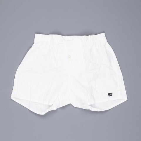 Wahts Bennet Boxer Short Retro White