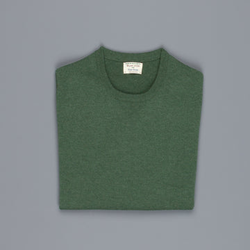 William Lockie Oxton Cashmere Crew Neck Serpentine