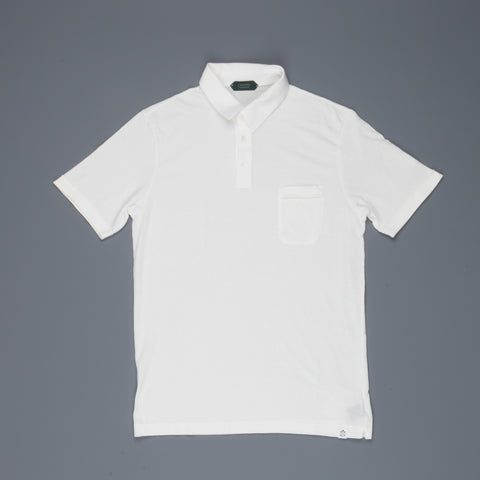 Zanone MC Polo White