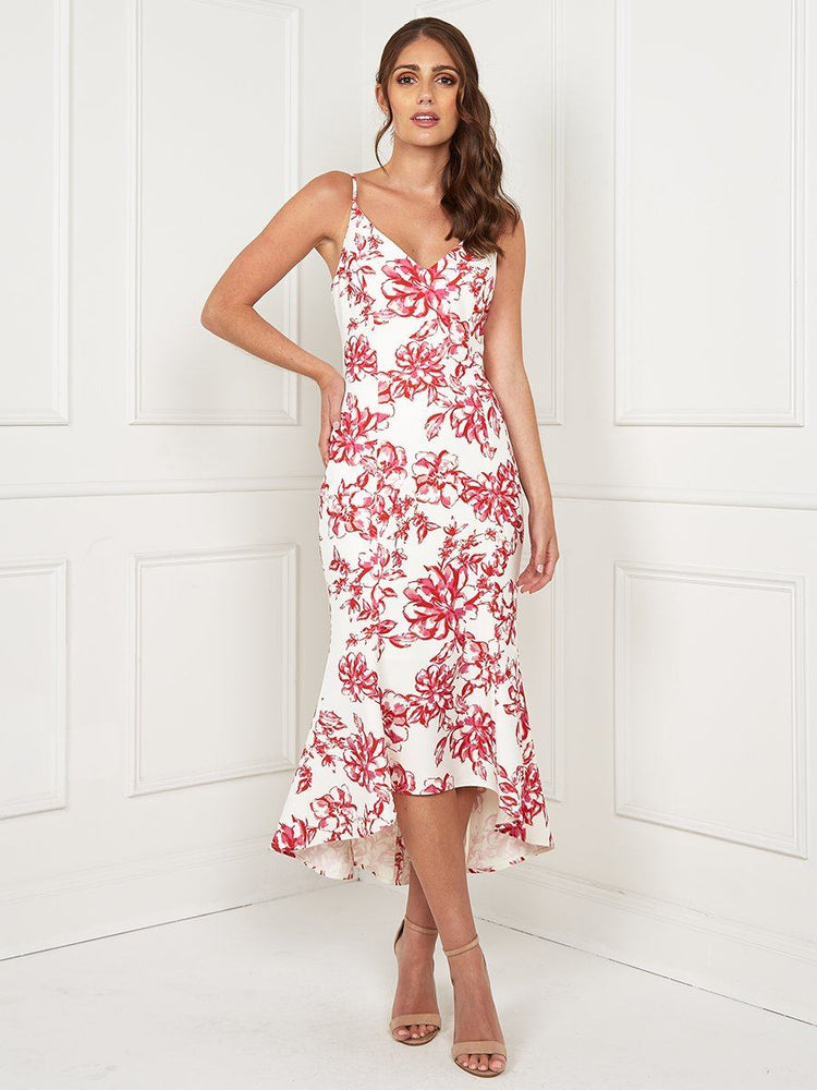 SOPHIA MIDI DRESS Dress Rodeo Show