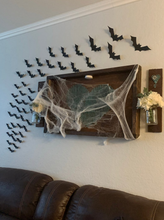 Load image into Gallery viewer, Card stock bat wall decor