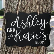 Load image into Gallery viewer, Custom Dorm Room Sign