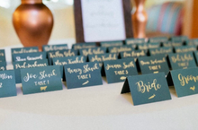 Load image into Gallery viewer, Wedding Place cards
