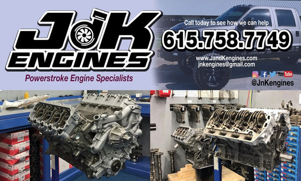 Ford 6.7L Turbo Diesel Engines
