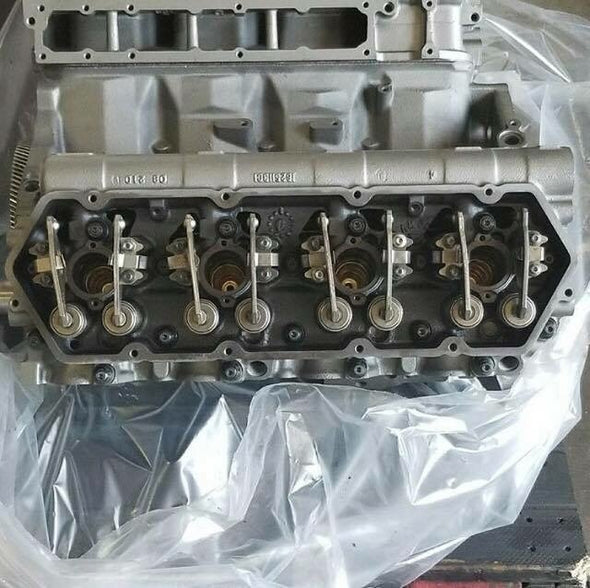 Ford 7.3L Turbo Diesel Engines