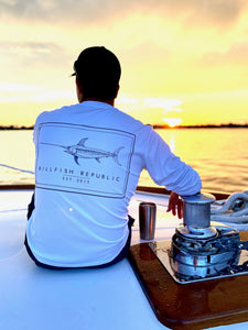 Swordfish Release Flag Long Sleeve