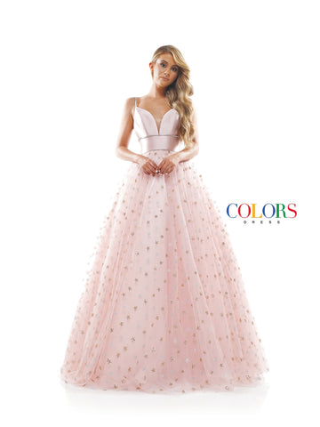 Colors Dress 2360