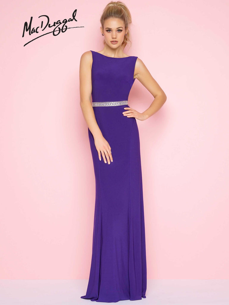 Mac Duggal 25513L - The Pageant Boutique UK  - 1