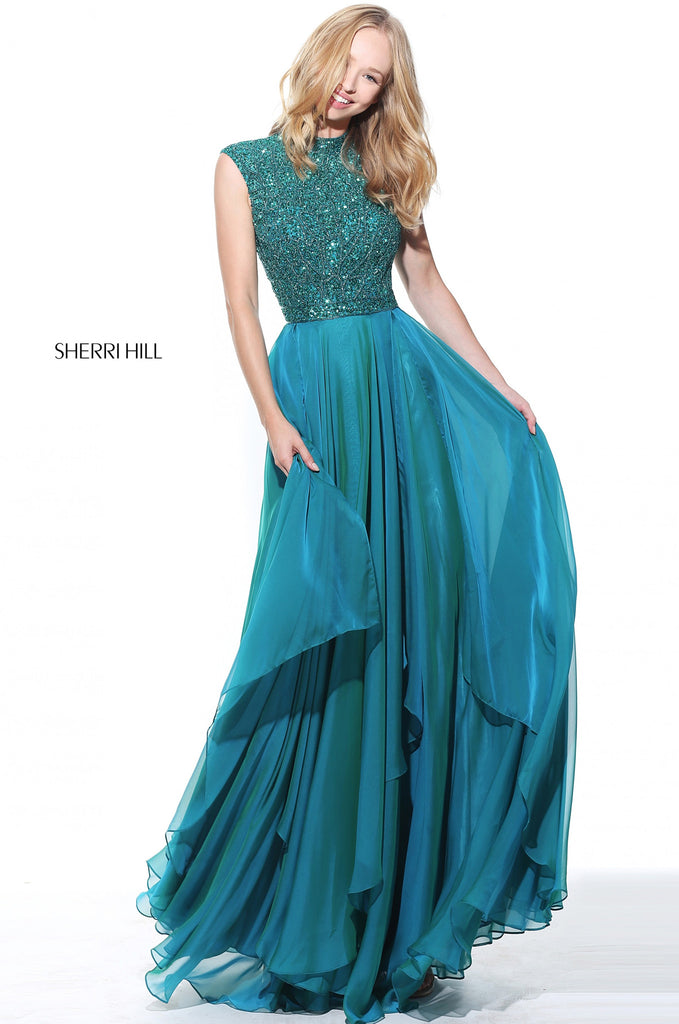 Sherri Hill 50807 - The Pageant Boutique UK  - 1