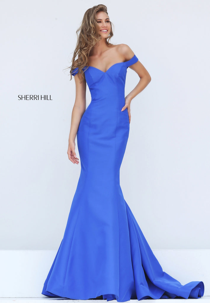 Sherri Hill 50823 - The Pageant Boutique UK  - 1