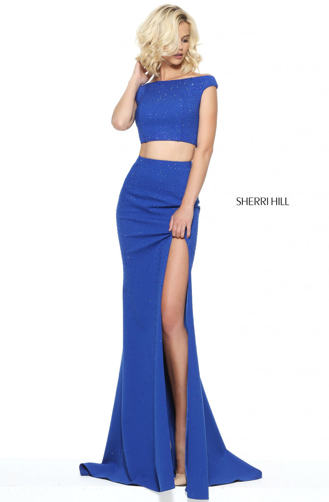 Sherri Hill 50866 - The Pageant Boutique UK  - 1