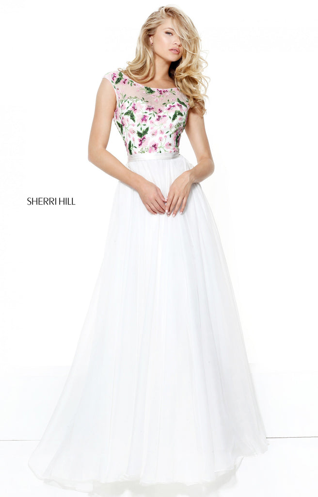 Sherri Hill 50904 - The Pageant Boutique UK  - 1