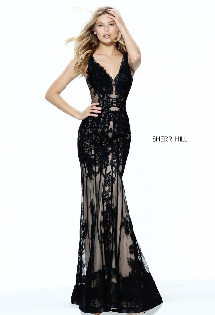 Sherri Hill 50906 - The Pageant Boutique UK  - 1