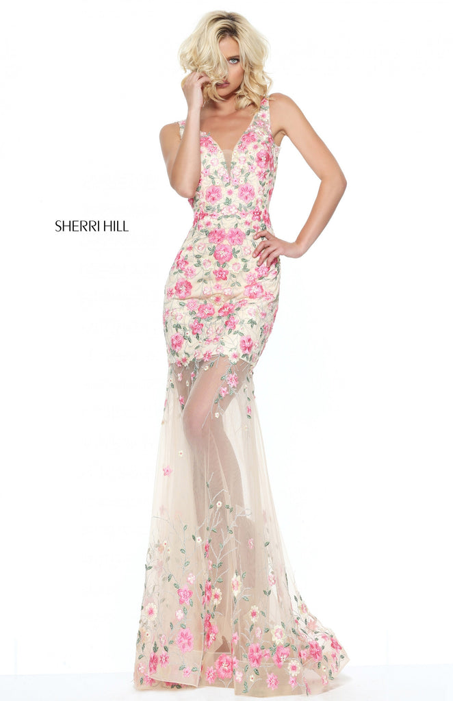 Sherri Hill 50914 - The Pageant Boutique UK  - 1