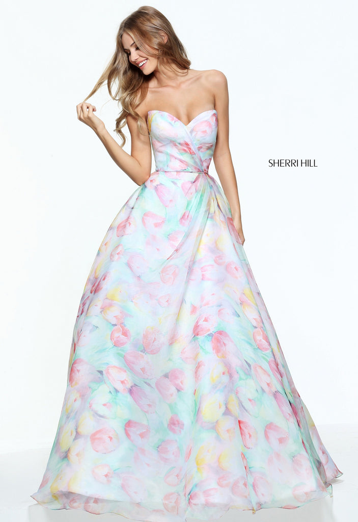 Sherri Hill 50934 - The Pageant Boutique UK  - 1
