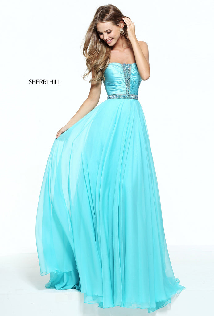 Sherri Hill 51002 - The Pageant Boutique UK  - 1