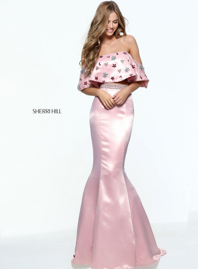 Sherri Hill 51054 - The Pageant Boutique UK  - 1