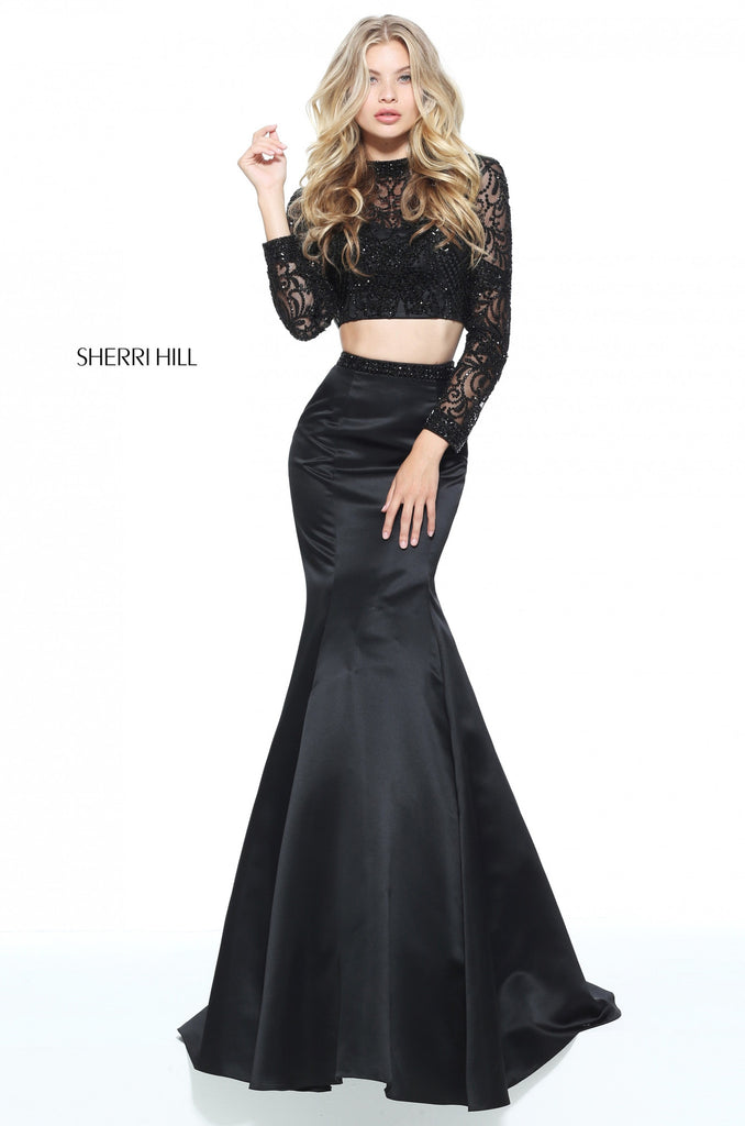 Sherri Hill 51107 - The Pageant Boutique UK  - 1