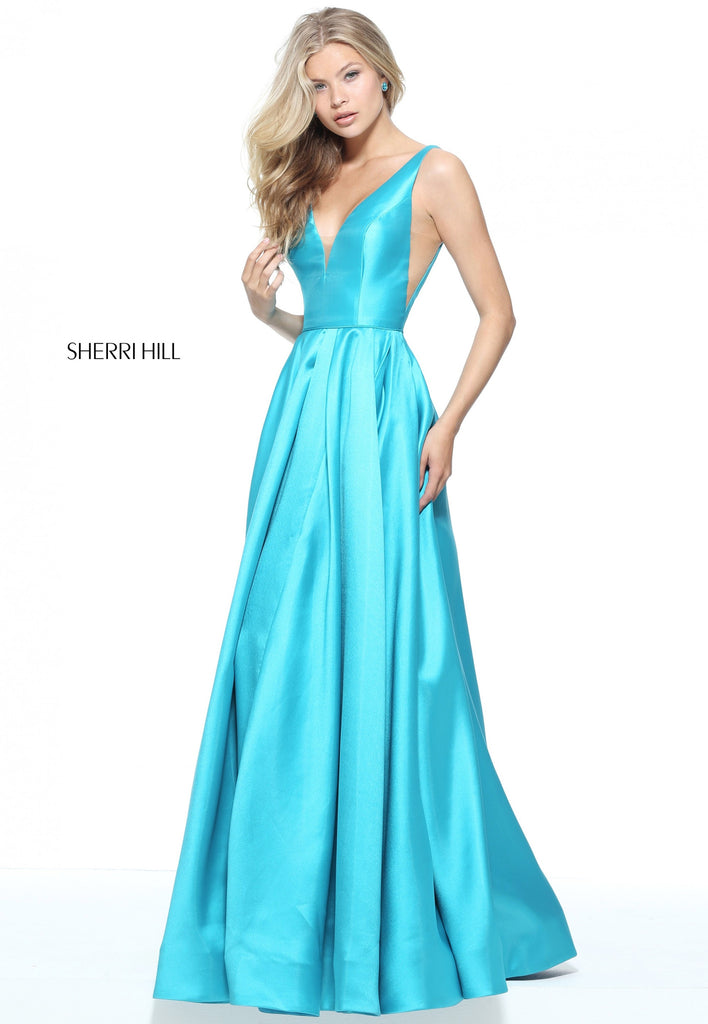 Sherri Hill 51120 - The Pageant Boutique UK  - 1