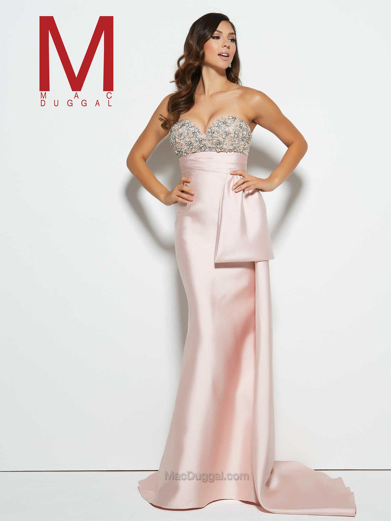 Mac Duggal 62421 - The Pageant Boutique UK  - 1