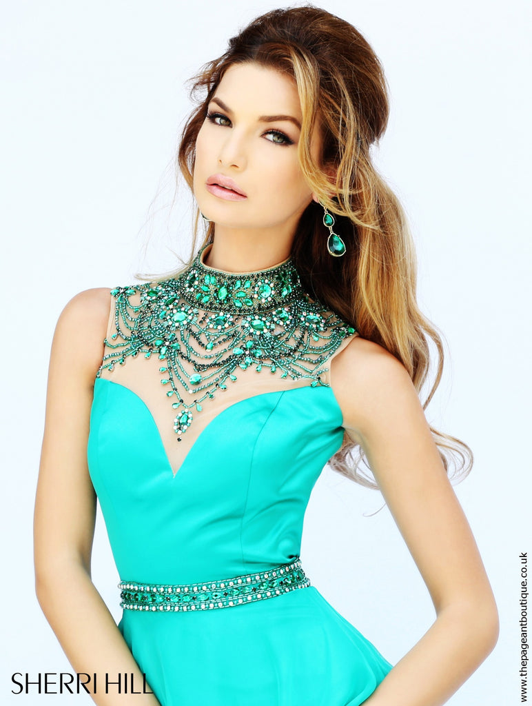 Sherri Hill 32144 - The Pageant Boutique UK  - 1