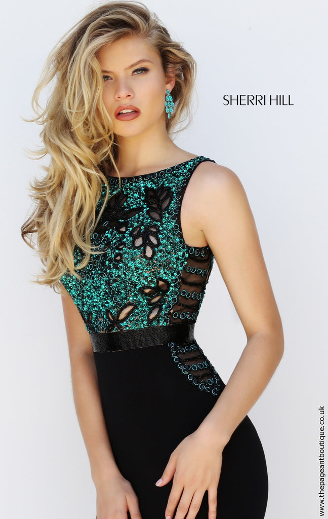 Sherri Hill 50213 - The Pageant Boutique UK  - 1