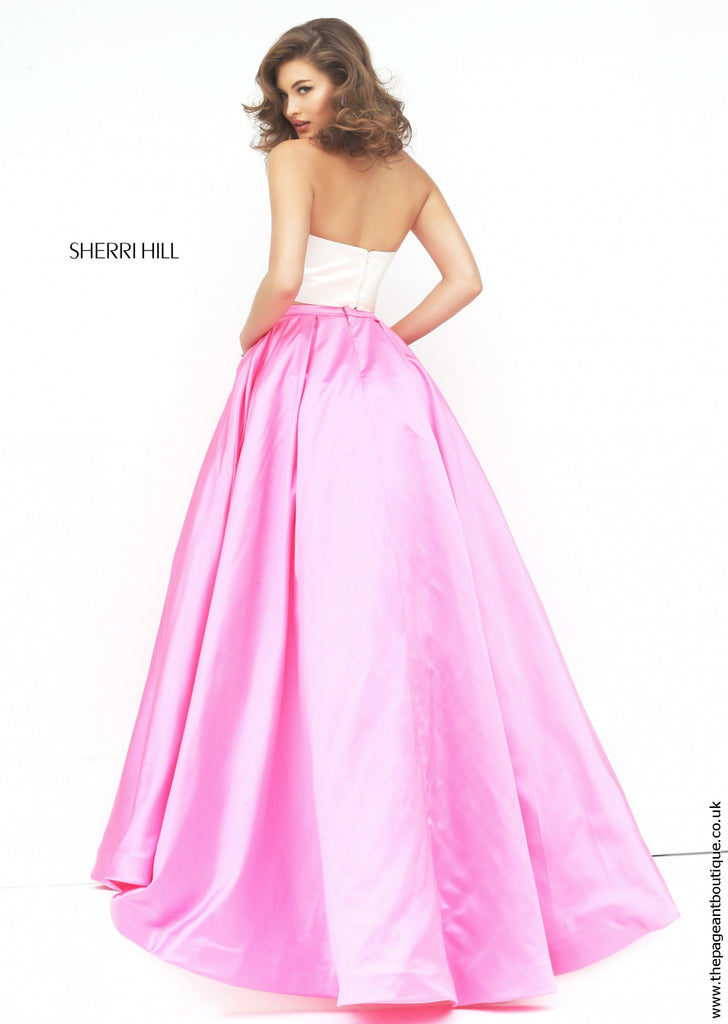Sherri Hill 50219 ~ UK Official Sherri Hill Stockist – The Pageant ...