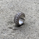 Carter Ring - White Gold