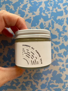 Lauren's All Purpose Travel Jar