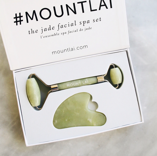 Jade Facial Spa Set