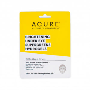 Acure Brightening Hydrogels