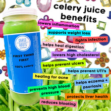 Load image into Gallery viewer, 1 week Celery Juice Detox