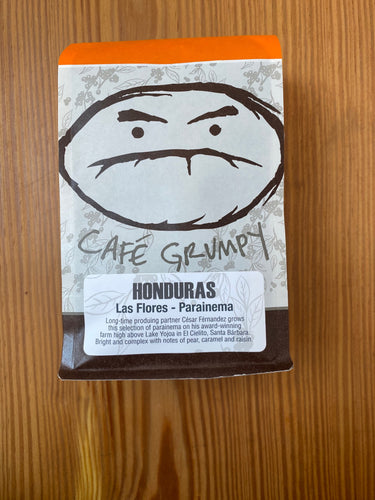 Cafe Grumpy Coffee - Honduras