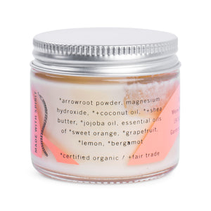 Meow Meow Tweet Grapefruit Deodorant Cream