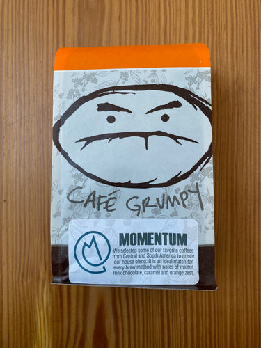 Cafe Grumpy Coffee - Momentum
